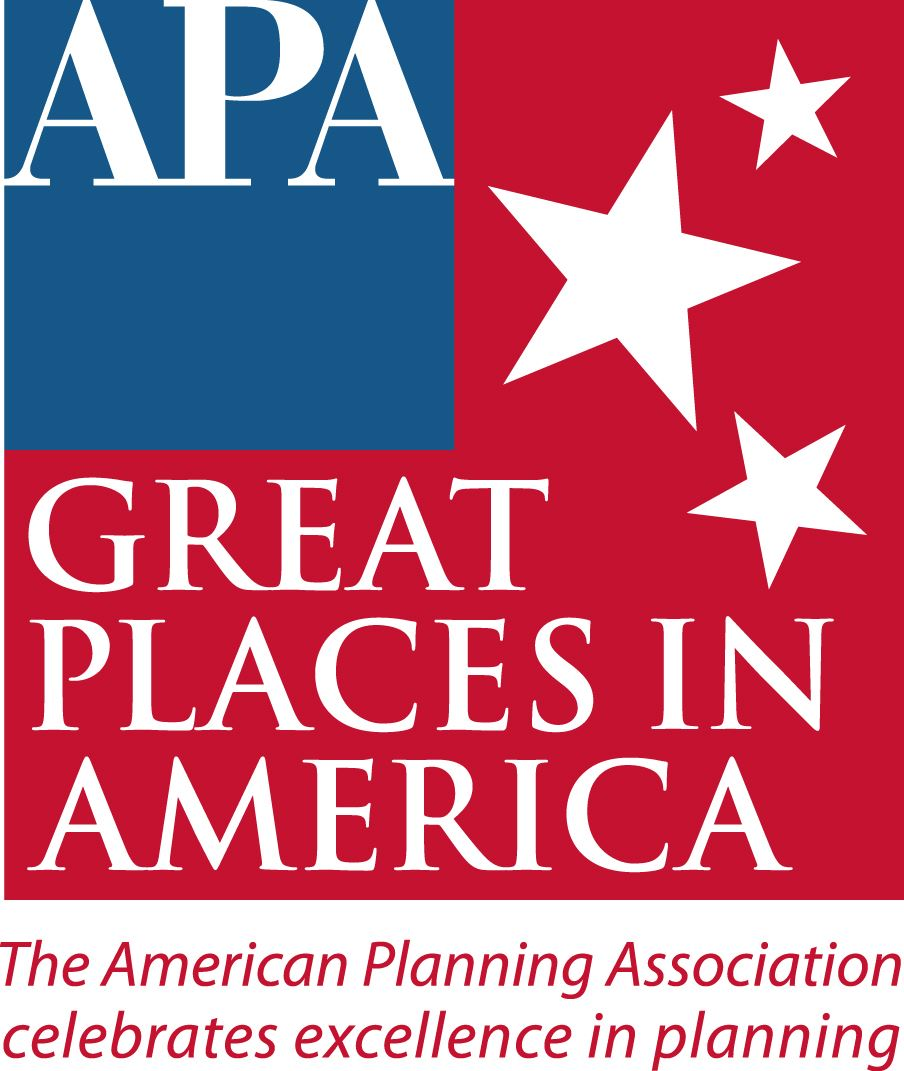 Great Places in America