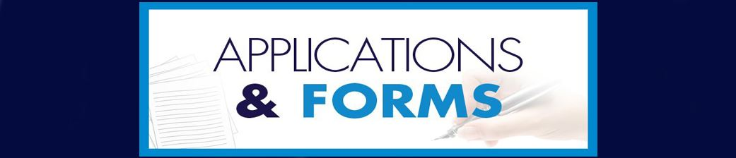 Police Apps and Forms